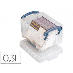 Organizador de almacenaje marca Archivo 2000 0,30 l