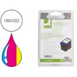 Cartucho compatible HP 57 OB00322 Tricolor