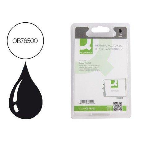 Cartucho compatible Epson Negro estandar T061140