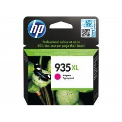 Cartucho HP 935XL color magenta C2P25AE