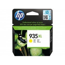 Cartucho HP 935XL color amarillo C2P26AE
