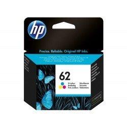 Cartucho HP nº 62 tricolor C2P06AE