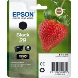 Cartucho Original Epson HOME 29 C13T29814010 Color Negro