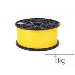 Filamento 3d Colido Gold ABS 1.75 mm color amarillo