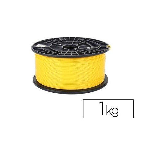 Filamento 3d Colido Gold ABS 1.75 mm color amarillo