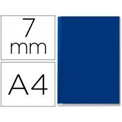 Tapa de Encuadernación Cartón Leitz DIN A4 Azul 36/70 hojas