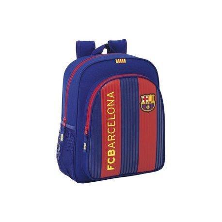 Mochila Infantil F.C. Barcelona Adaptable a Carro 32x12x38 cm 1º equipacion