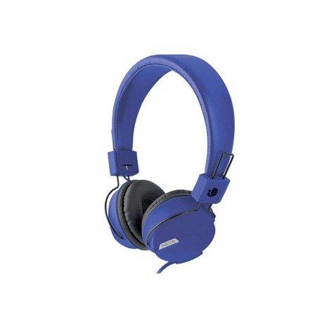 Auricular NGS Groove DJ Headphone Color Azul