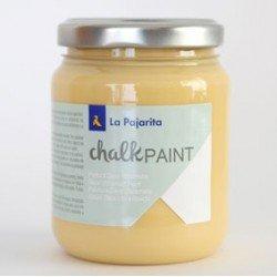 Pintura Acrilica La Pajarita Efecto Tiza Color Ocre Sahara 175 ml Chalk Paint