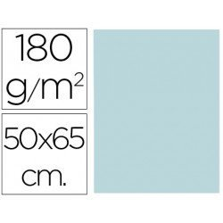 Cartulina Liderpapel 180 g/m2 color azul