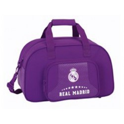 Bolsa Deporte Real Madrid 40x24x23 cm 2ª equipacion