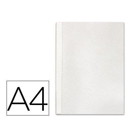 Carpeta termoencuadernadora de plastico din a4 4 mm