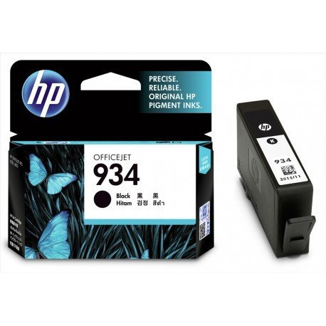 INK-JET HP 934 OFFICEJET 6815/ 6230 / 6830 NEGRO 400 PAG