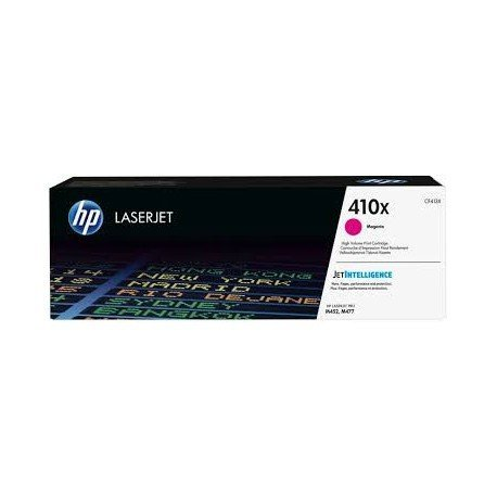 Toner HP 410X color Magenta CF413X