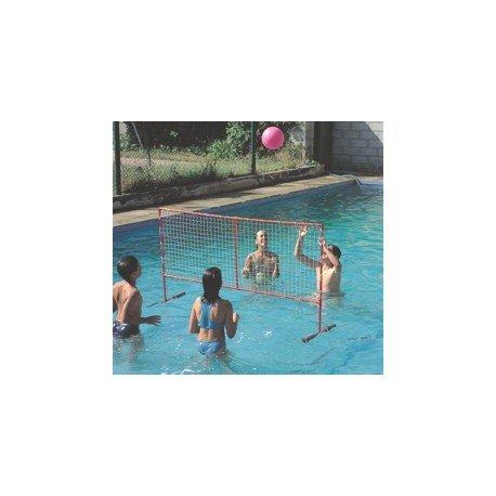 Postes Flotantes red de voleyball marca Amaya