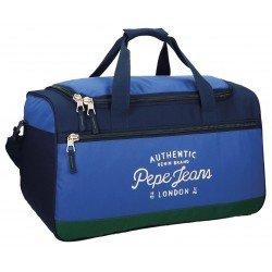 Bolsa de viaje 29x52x29 cm en Poliéster Pepe Jeans Kepel