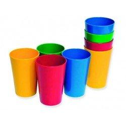 Vasos de plastico especiales para niños Miniland