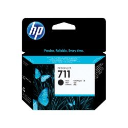 Cartucho HP N. 711 color Negro CZ133A