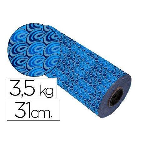 Bobina papel tipo verjurado Impresma 31 cm 3,5 kg 7025