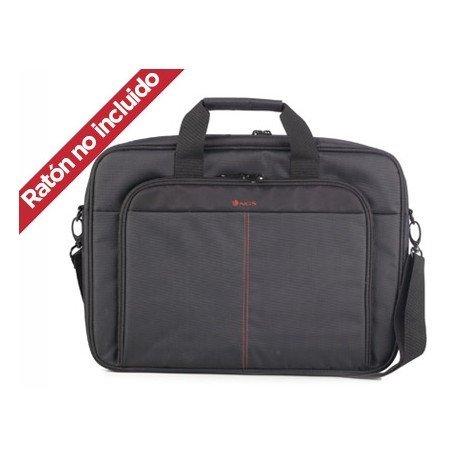 "Maletin para portatil 15,6"" NGS enterprise color negro"