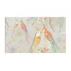 Papel de regalo Turnowsky Loros Verdes 50x70 cm Arguval