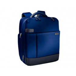 "Maletin para portatil 15,6"" Leitz Backpack Smart Traveler azul 310x460x200 mm"
