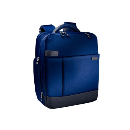 "MALETIN PARA PORTATIL LEITZ 15,6"" BACKPACK SMART TRAVELLER AZUL 310X460X200 MM"