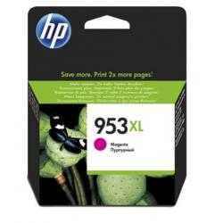 Cartucho HP N.953 XL officejet pro magenta F6U17AE. 1600 paginas