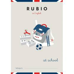 Cuaderno Rubio in English At school