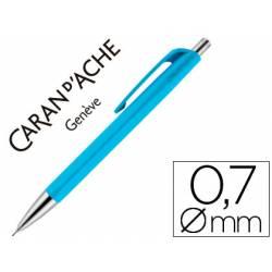 Portaminas Caran D´ache 888 trazo 0,7mm infinite color Celeste