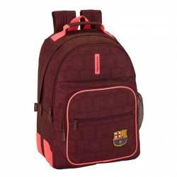 Mochila escolar del F.C. Barcelona 42x32x15 cm 3 Equipación 17/18