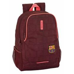 Mochila escolar F.C. Barcelona 44x32x16 cm 3 Equipación 17/18 Adaptable a carro