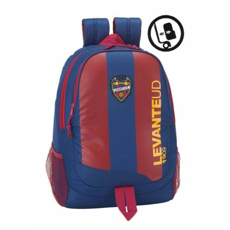 Mochila Escolar Levante U.D 44x32x16 cm Adaptable a carro