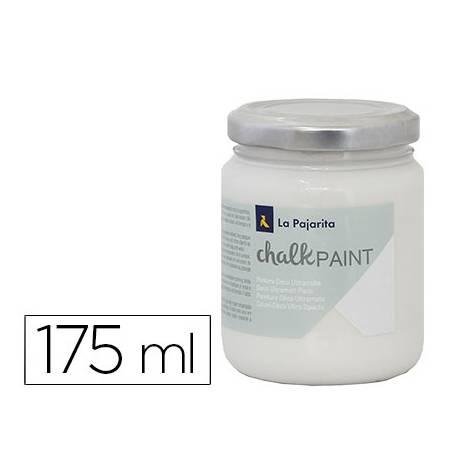Pintura Acrilica La Pajarita Efecto Tiza Color Sweet Cream 175 ml Chalk Paint
