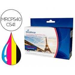 Cartucho compatible Canon PG-540/CL-541 Pack MRCP540C541