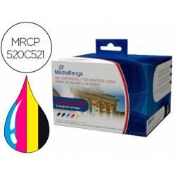 Cartucho compatible Canon PGI-520/CLI-521 Multipack MRCP520C521