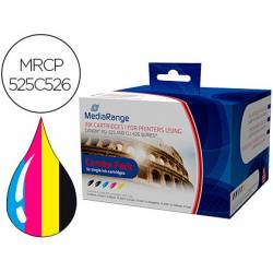 Cartucho compatible Canon PGI-525/CLI-526 Multipack MRCP525C526